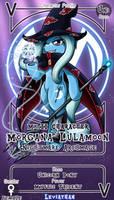 [Commission] Morgana Lulamoon