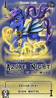 [Commission] Azure Night