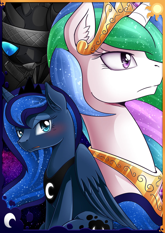 [Poster(?)] Luna And Fakestia