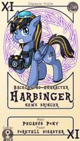 Character Card : Harbinger