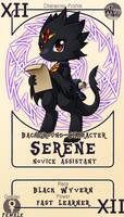 Character Card : Serene