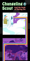 Changeling Scout And The Book Of Daring Do 18
