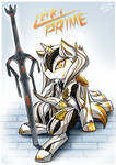 [Ponified]  Loki (Prime) The Trickster.