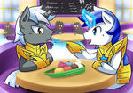 [To Love Alicorn Sideart] This Is Not Gay