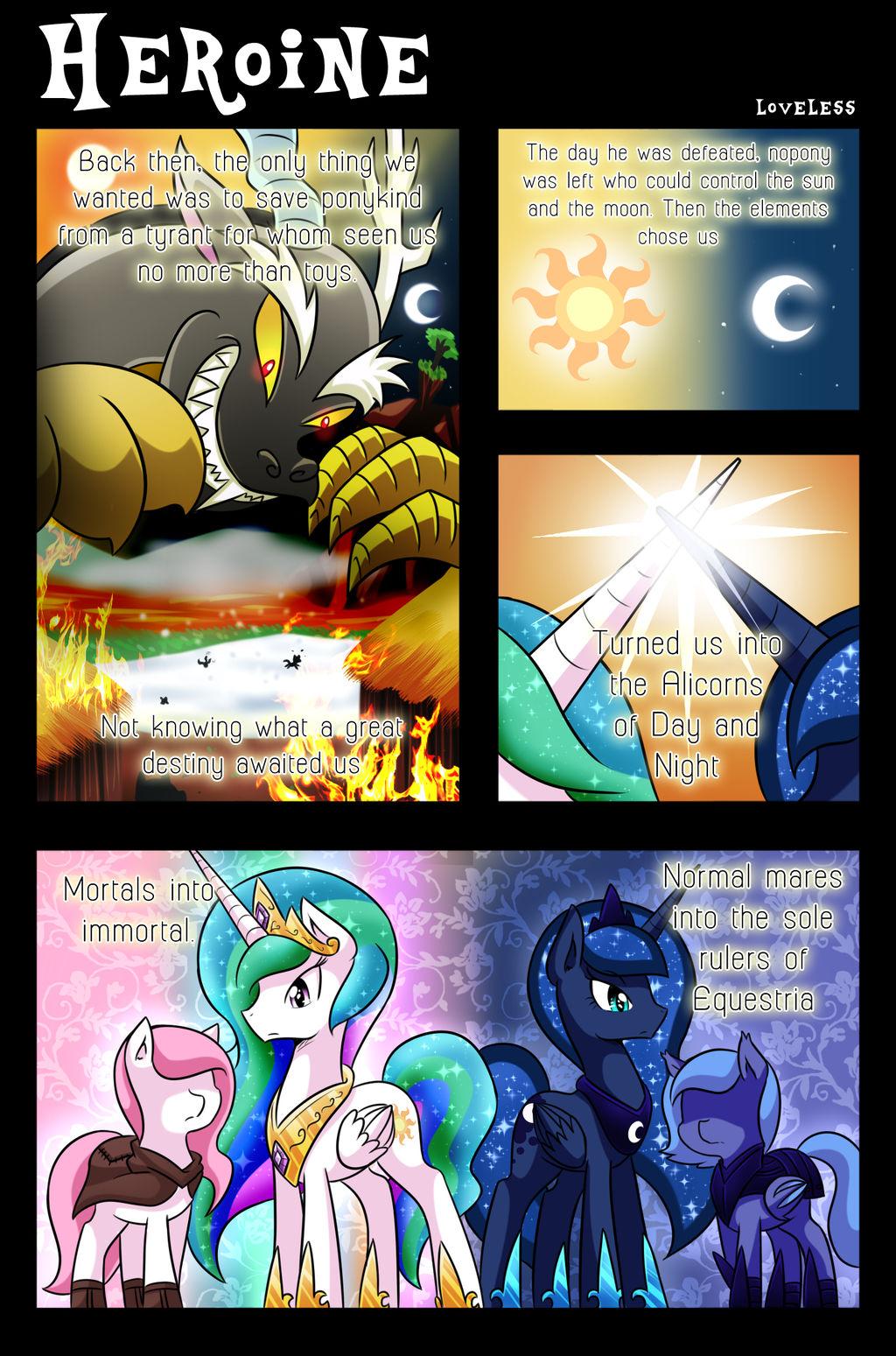 To Love Alicorn Part 35