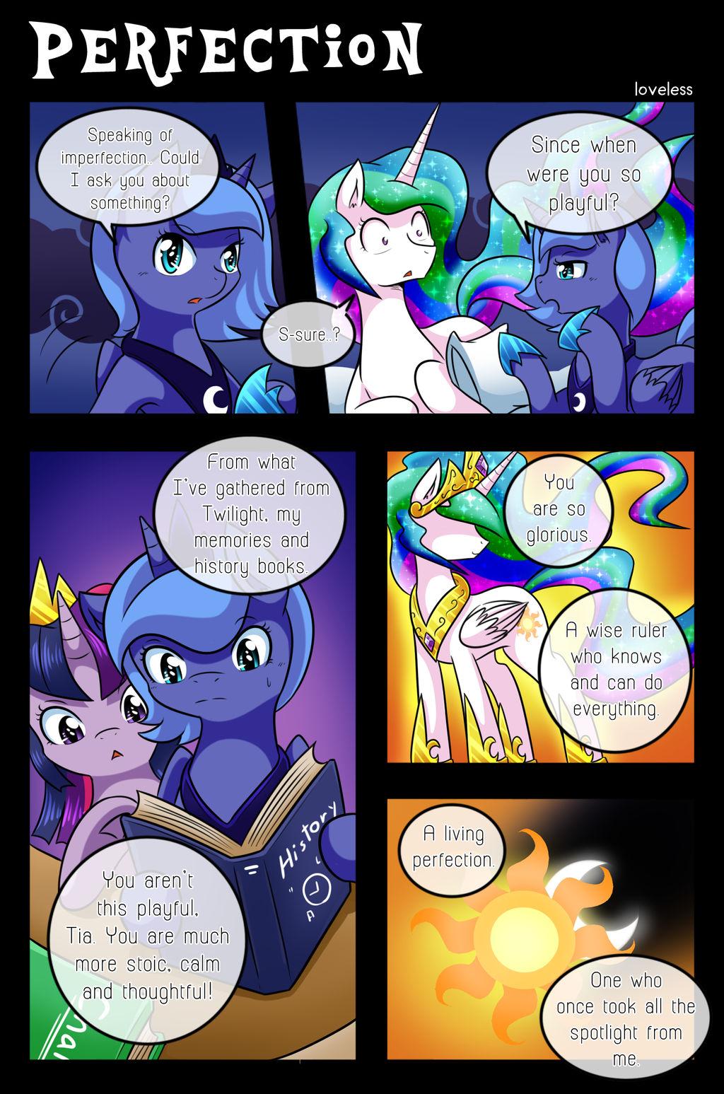 To Love Alicorn Part 37