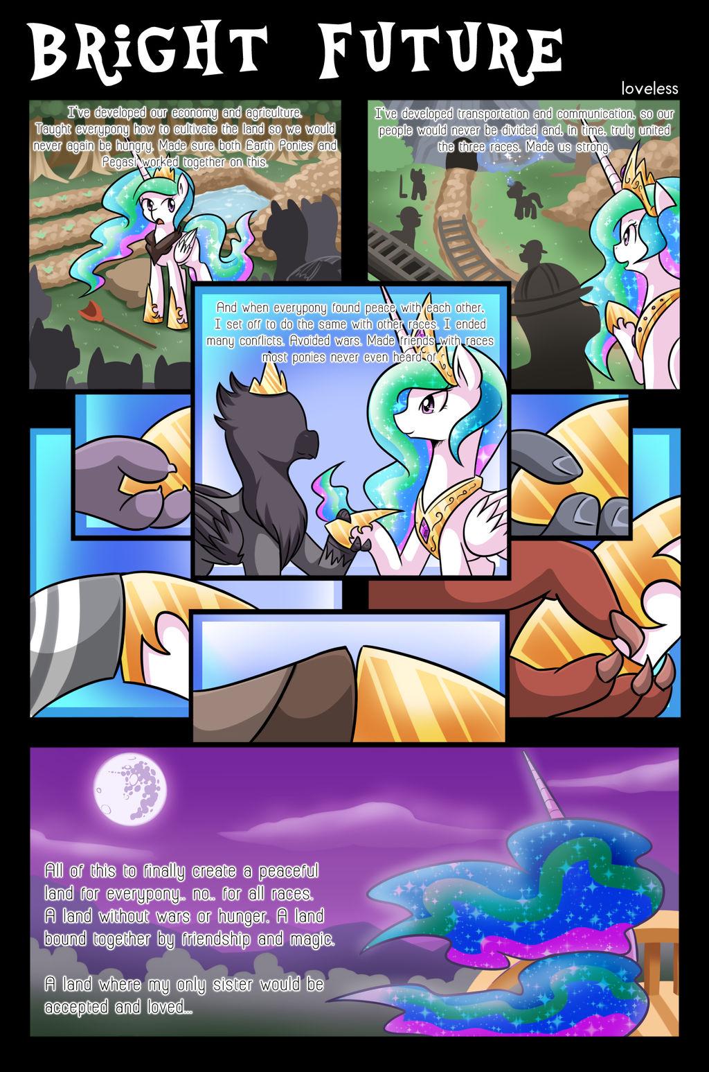 To Love Alicorn Part 39