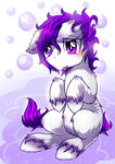 [Commission] Fluffy Stallion