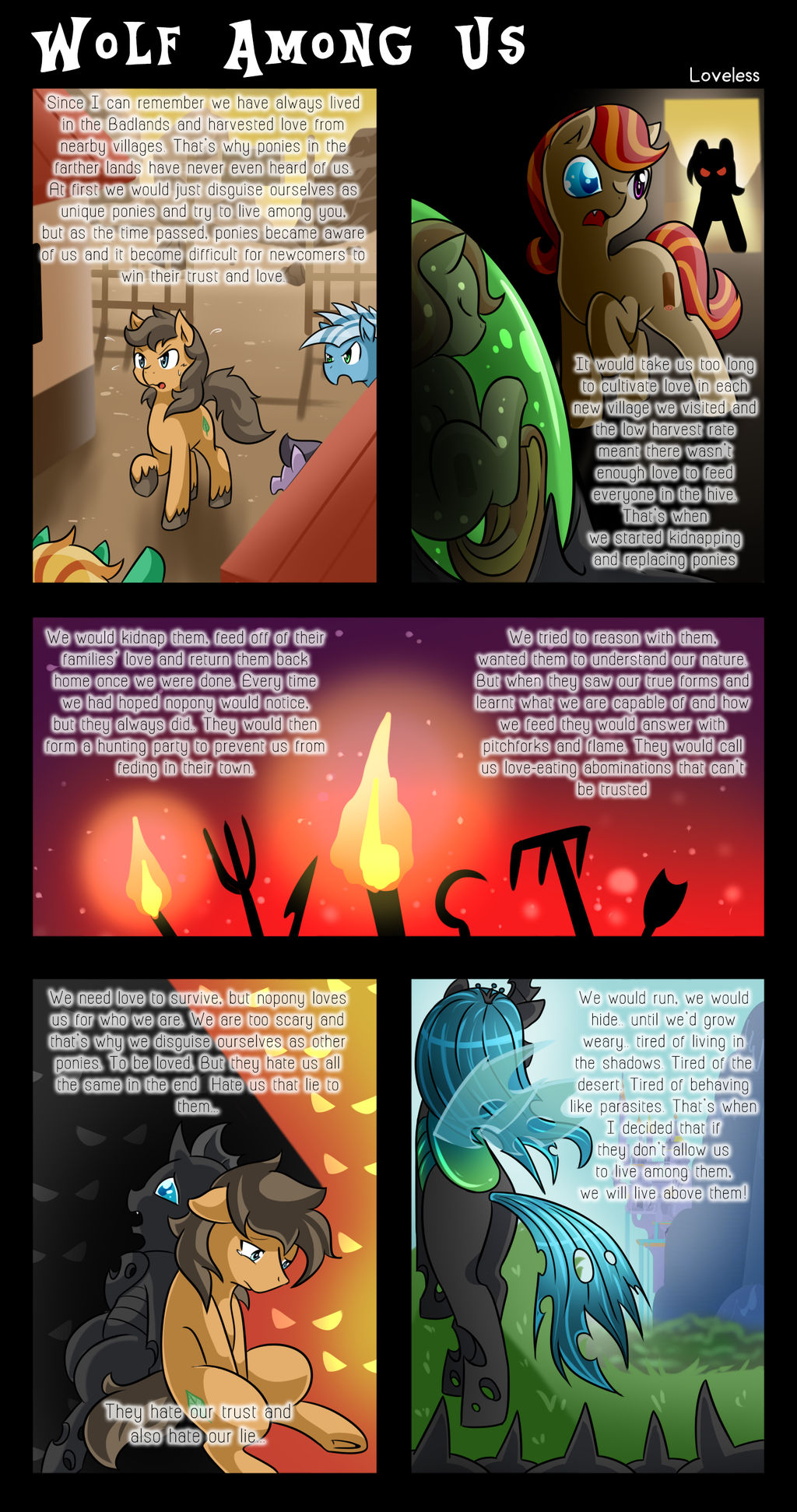 To Love Alicorn Part 46