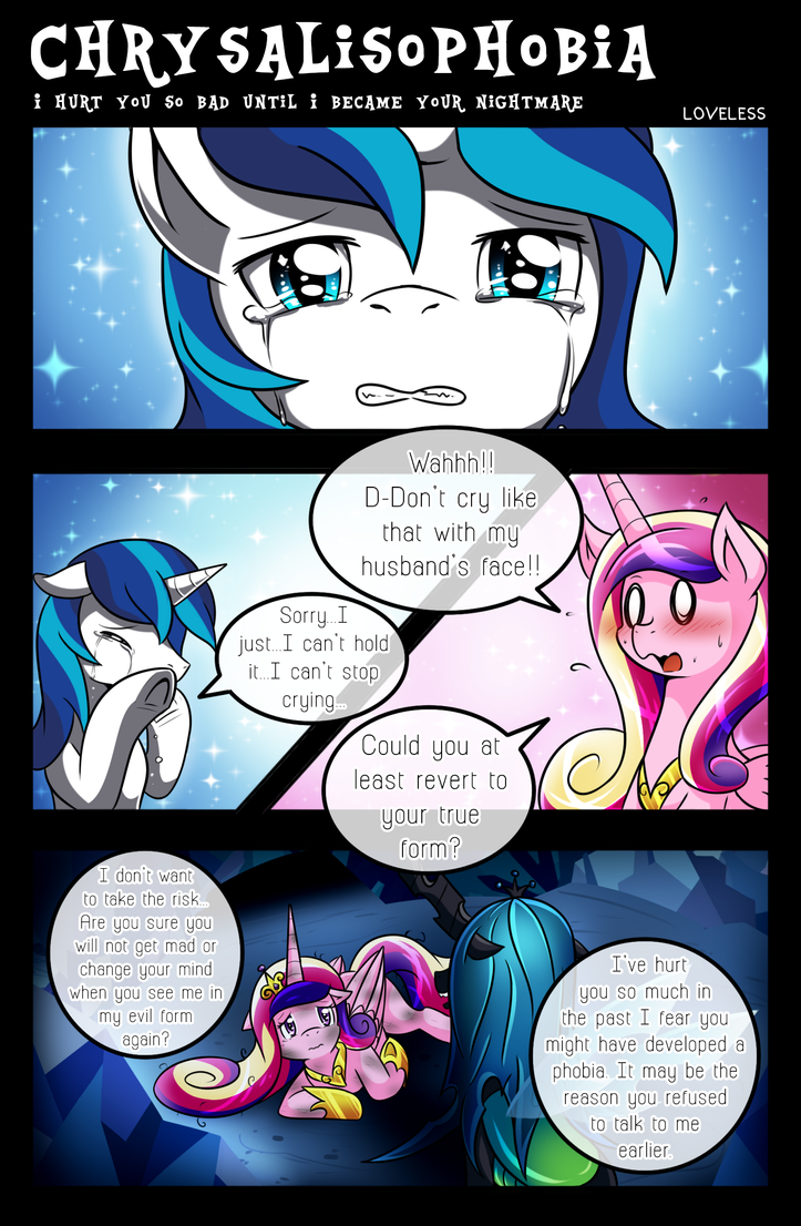 To Love Alicorn Part 52 by vavacung