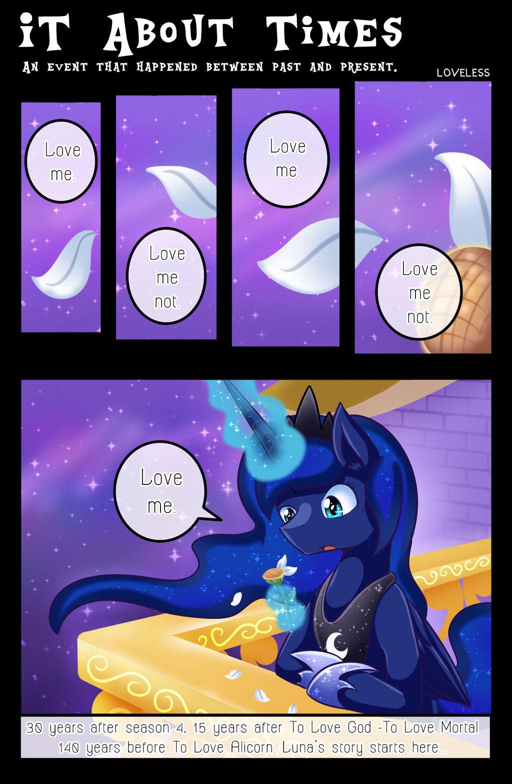 To Love Alicorn Part 55