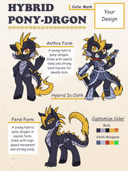 [Adoptable Auction] Hybrid Pony-Dragon [ENDED] by vavacung