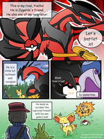 [Pokemon] Legend Next Door 2 by vavacung