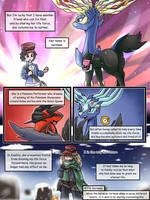 [Pokemon] Legend Next Door 4 by vavacung