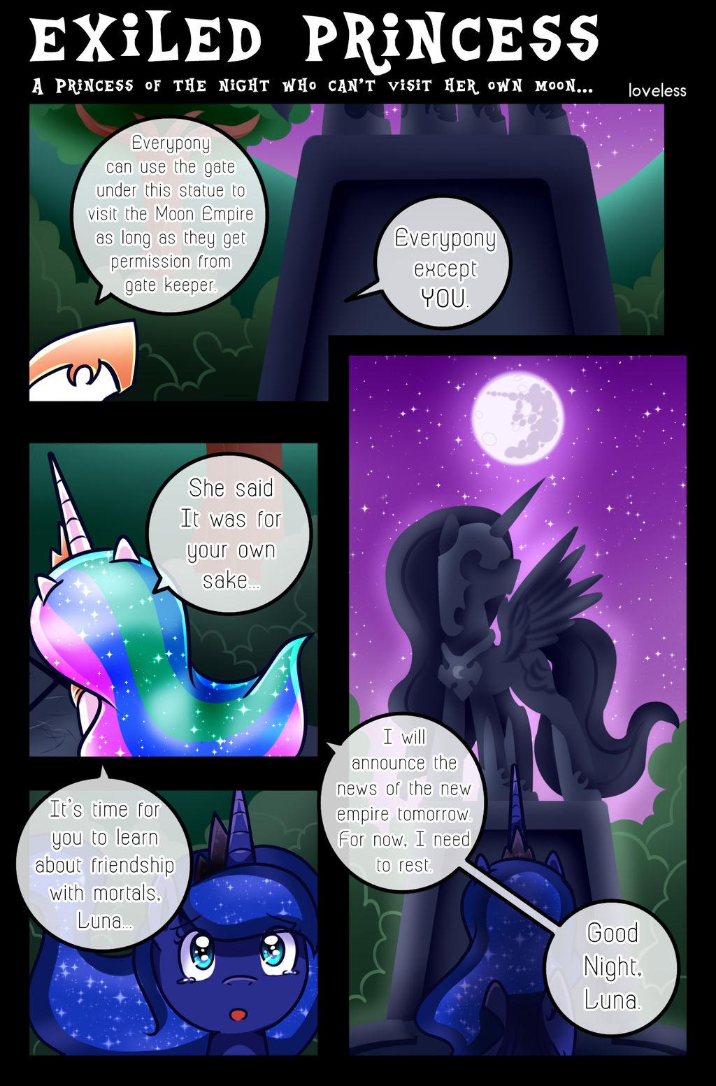 To Love Alicorn Part 72