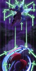[Reward] Sword Rain by vavacung