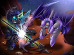 [Reward] Battle Between Bat X Bug