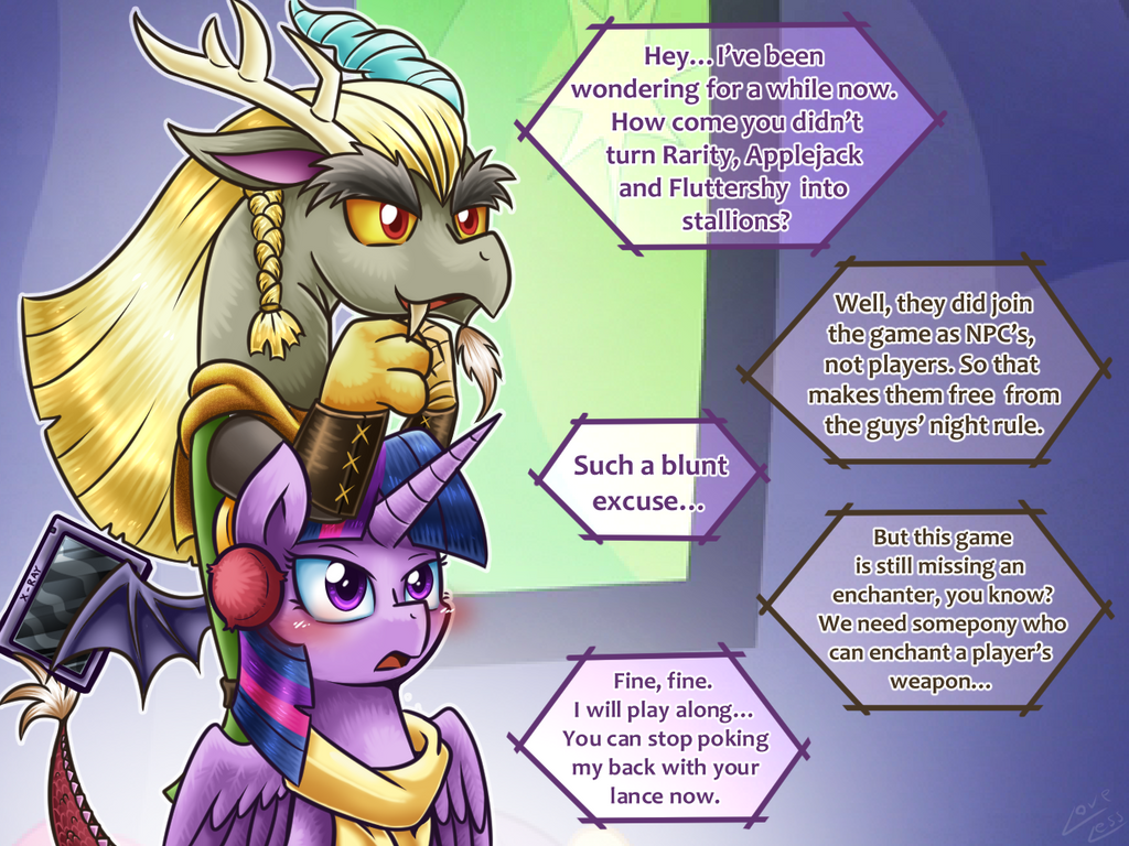 [Continue] Twilight's Comment by vavacung