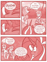 Chaos Future 46 : Cutting Rope by vavacung