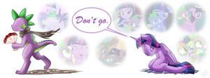 [Side Art] Don't Go
