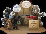 [Reward] Gunner In The Box