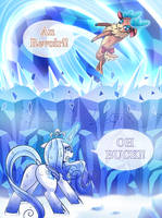 [Reward] Ice Wall by vavacung