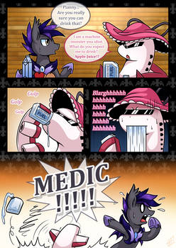 [Comic] Kerosene Fuel