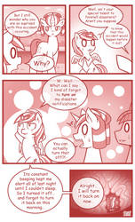 Chaos Future 99 : Foretell Disaster by vavacung