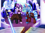 [Reward] Star(light) War