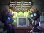 [Reward] Mind Control Device