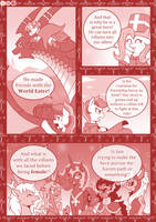 [SFW Comic] World Destruction 43 by vavacung