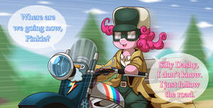 [Reward] Pinkie No Tabi by vavacung