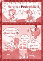 [SFW Comic] World Destruction 47 by vavacung