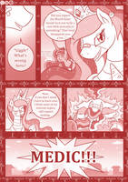 [SFW Comic] World Destruction 53 by vavacung