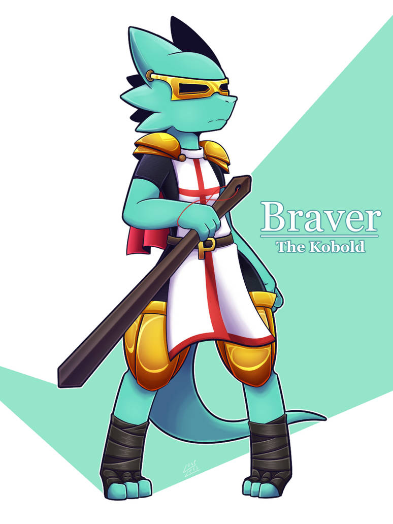 [SideArt] Braver The Kobold