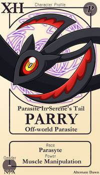 Character Card : Parry