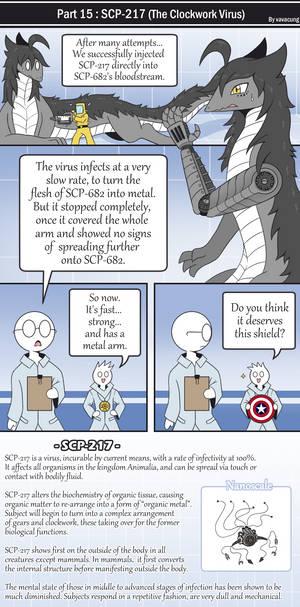 (Comic) Passive Death Wish 15