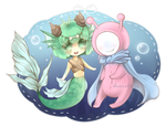fairy and bribey