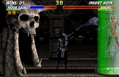 Noob Saibot's Shadow Wraiths by darealSAIZERO