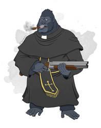 /tg/-Brother Gorilla