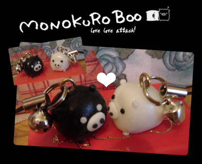 Monokuro Boo LOVE LOVE ATTACK by Paoru