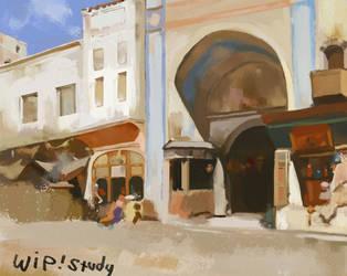 Incomplete study by Ilyaev