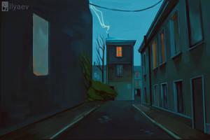 Speedpaint ~ Deco by Ilyaev