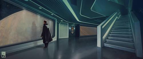 Space by Ilyaev