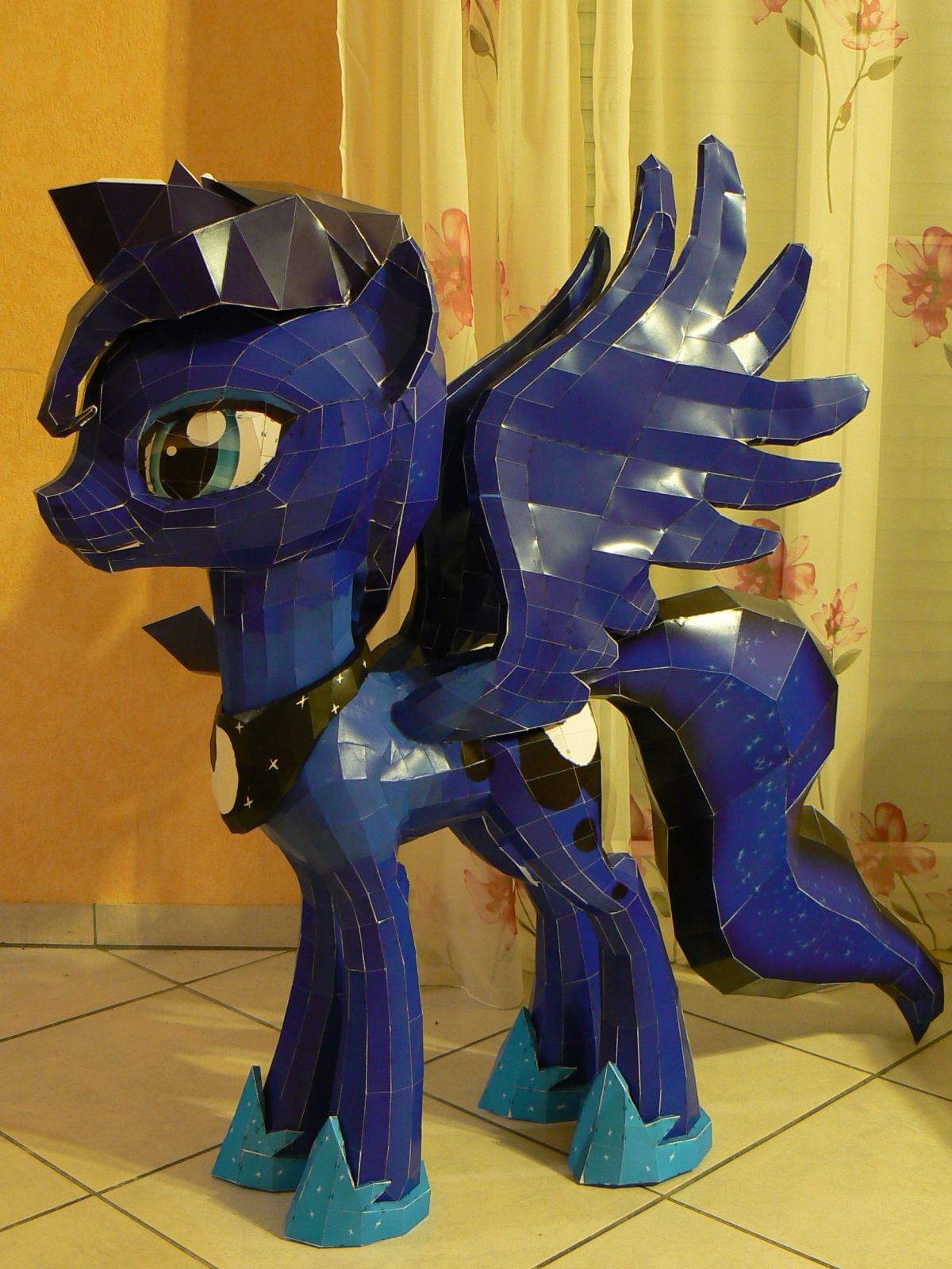 Project Princess Luna MLP Update 12 by Znegil