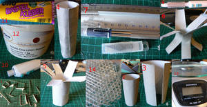How to papercraft and tricks