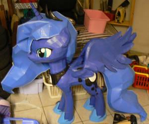 poor forgotten Luna by Znegil