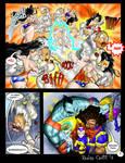 Wonder Woman vs Storm. Page 2 (again)