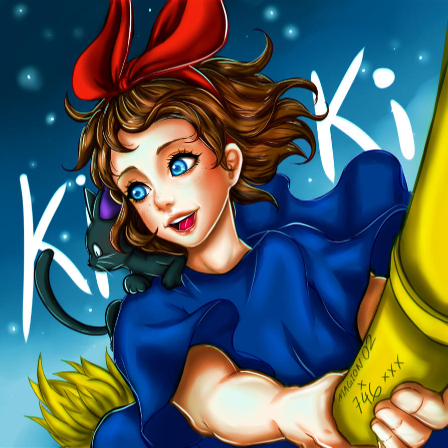Kiki by Kanon746