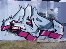 graffiti by phresh-select